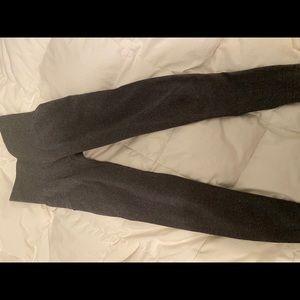 NVGTN Black seamless leggings xs